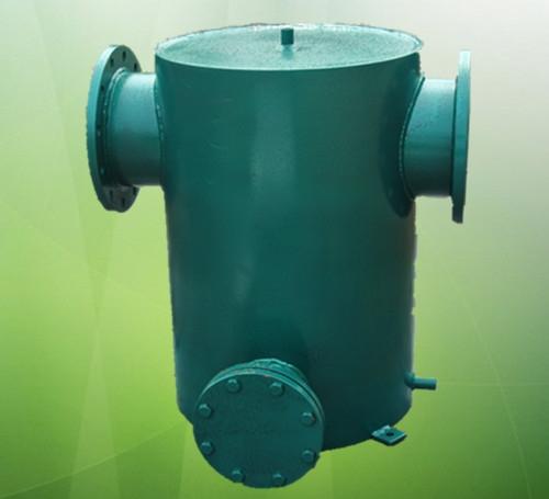 立式直通除污器